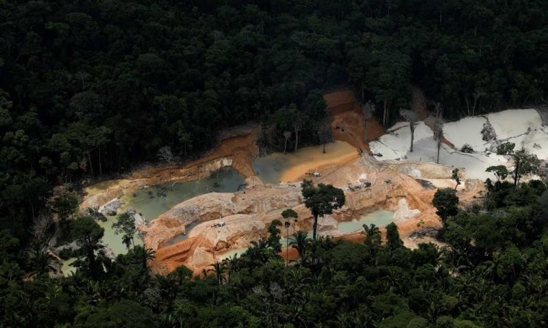 Pedidos de mineração em terras indígenas na região de Tucuruí (PA) devem ser rejeitados