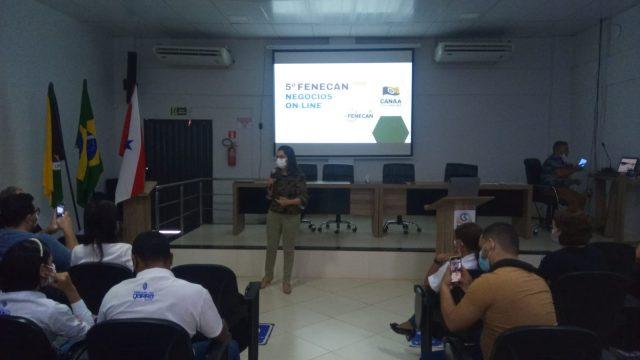 Canaã: empresários terão apresentação da Fenecan até esta quarta-feira (1)