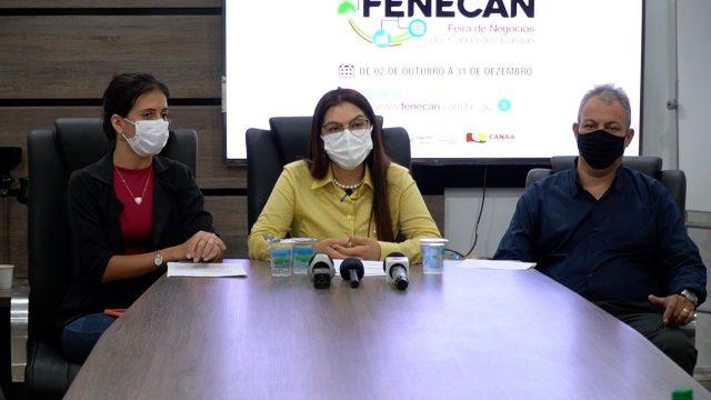 Fenecan vai trazer oportunidades de negócios, Xand Avião, Calcinha Preta e muito mais
